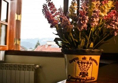Detalhe Decoração - Pousada Campos de Provence