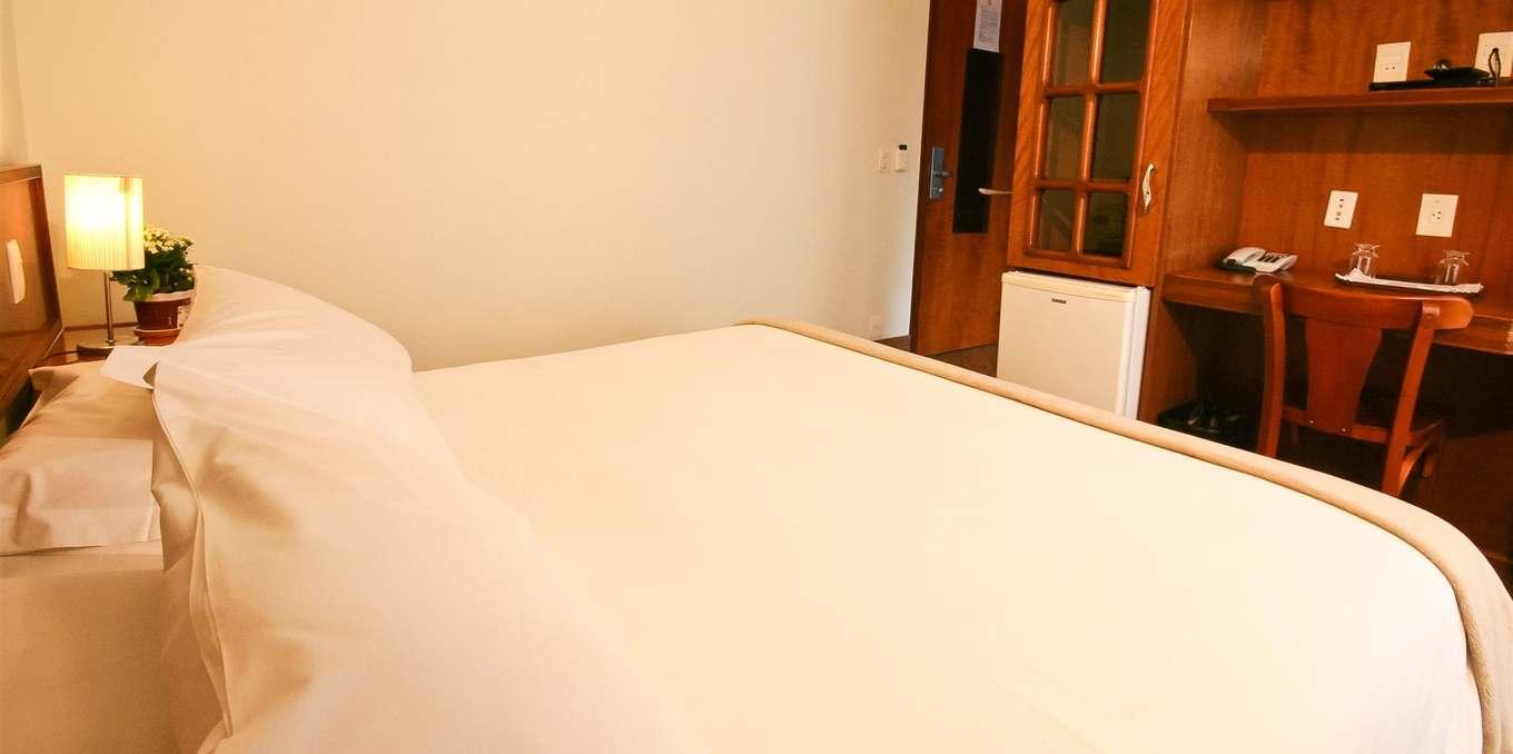 Apartamento Duplo Superior - Pousada Campos de Provence