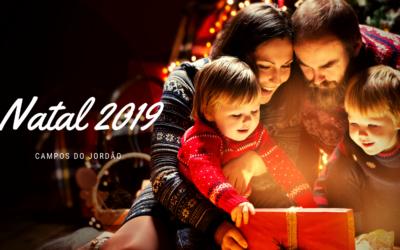 Natal 2019 – Campos do Jordão