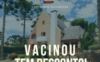 Vacinou Tem Desconto!!!